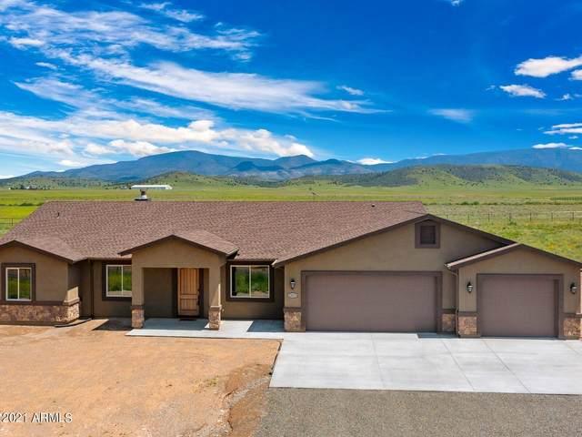 12815 N Bent Spur Court, Prescott Valley, AZ 86315 (MLS #6264723) :: Executive Realty Advisors