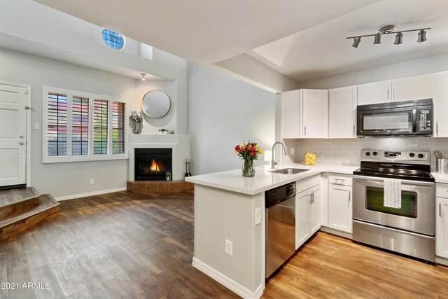 1025 E Highland Avenue #24, Phoenix, AZ 85014 (MLS #6264784) :: The Daniel Montez Real Estate Group