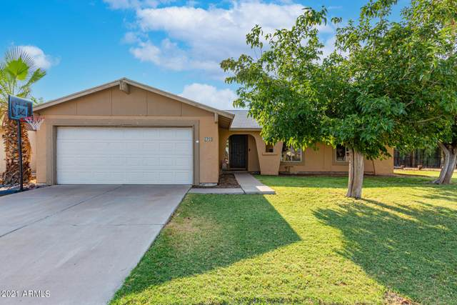 2703 N Dakota Street, Chandler, AZ 85225 (MLS #6265225) :: Yost Realty Group at RE/MAX Casa Grande