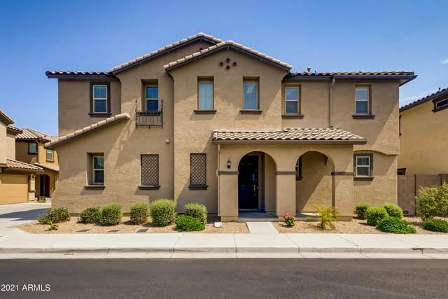 16550 W Culver Street, Goodyear, AZ 85338 (MLS #6265231) :: The Carin Nguyen Team