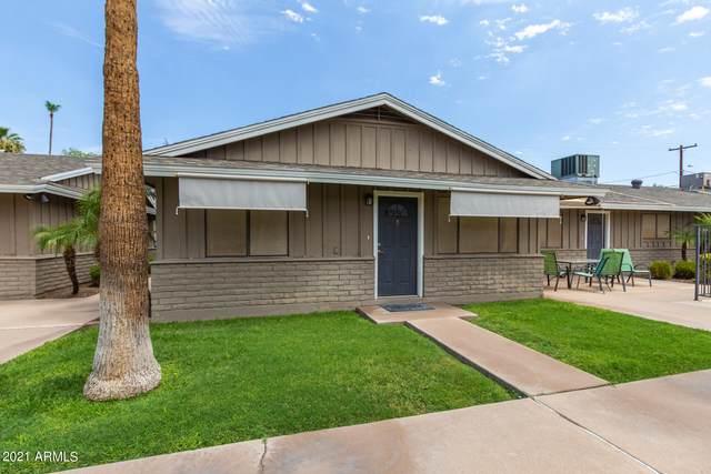 2525 S College Avenue #9, Tempe, AZ 85282 (MLS #6265249) :: Keller Williams Realty Phoenix
