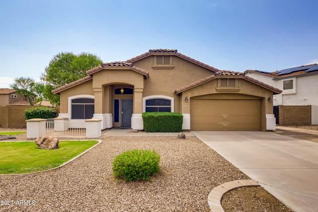 4645 E Runaway Bay Drive, Chandler, AZ 85249 (MLS #6265281) :: Yost Realty Group at RE/MAX Casa Grande