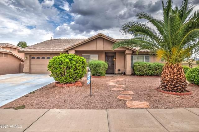 2407 N Saffron, Mesa, AZ 85215 (MLS #6265392) :: Yost Realty Group at RE/MAX Casa Grande