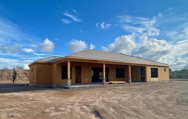 1202 W Palo Verde Drive, Wickenburg, AZ 85390 (MLS #6265552) :: Yost Realty Group at RE/MAX Casa Grande