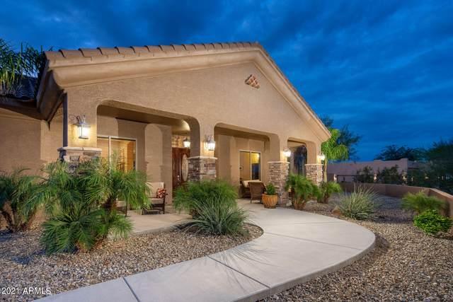 2840 Percheron Road, Wickenburg, AZ 85390 (MLS #6265646) :: Executive Realty Advisors