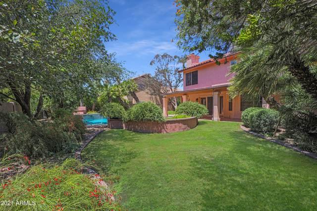 5137 E Aire Libre Avenue, Scottsdale, AZ 85254 (MLS #6265820) :: Yost Realty Group at RE/MAX Casa Grande