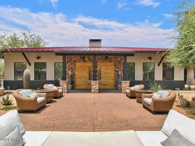7100 E Cave Creek Road #120, Cave Creek, AZ 85331 (MLS #6265931) :: Yost Realty Group at RE/MAX Casa Grande
