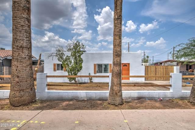 1528 W Corona Avenue, Phoenix, AZ 85041 (MLS #6265976) :: The Laughton Team