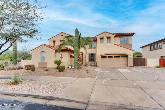 21212 S 184TH Place, Queen Creek, AZ 85142 (MLS #6265977) :: Yost Realty Group at RE/MAX Casa Grande