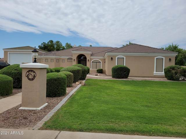 22819 S 194TH Place, Queen Creek, AZ 85142 (MLS #6266003) :: Executive Realty Advisors