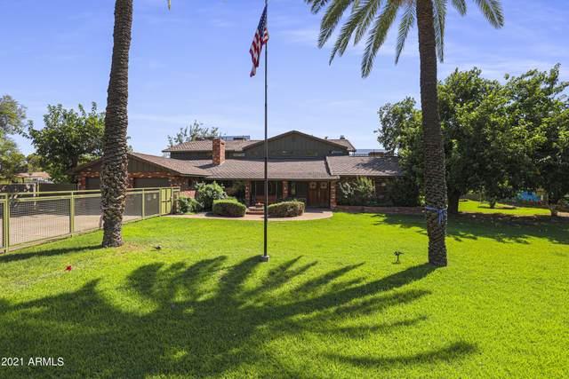 1619 W Frier Drive, Phoenix, AZ 85021 (MLS #6266004) :: Executive Realty Advisors
