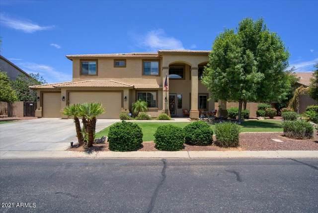 14762 W Cameron Drive, Surprise, AZ 85379 (MLS #6266012) :: Dave Fernandez Team | HomeSmart