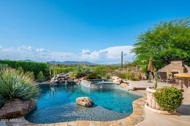9896 E Roadrunner Drive, Scottsdale, AZ 85262 (MLS #6266042) :: Dave Fernandez Team | HomeSmart