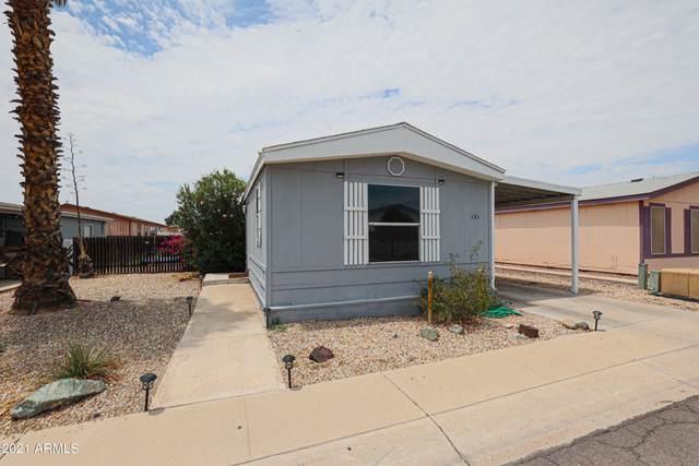 11275 N 99TH Avenue #151, Peoria, AZ 85345 (MLS #6266065) :: Jonny West Real Estate