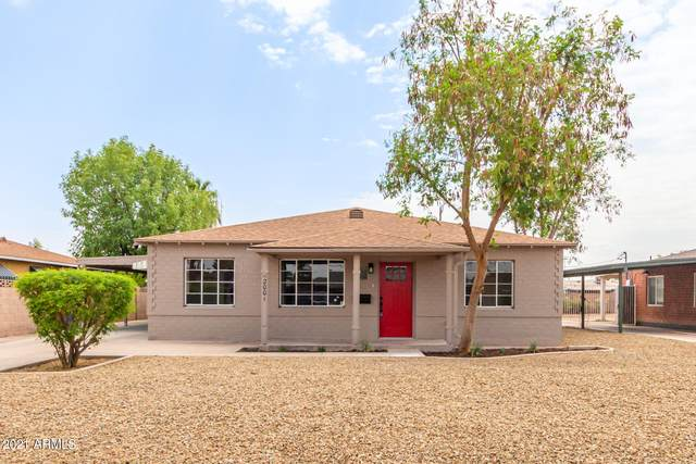 2001 W Flower Street, Phoenix, AZ 85015 (MLS #6266213) :: Elite Home Advisors