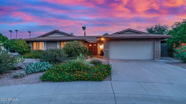 8311 E Via De Dorado, Scottsdale, AZ 85258 (MLS #6266444) :: Devor Real Estate Associates