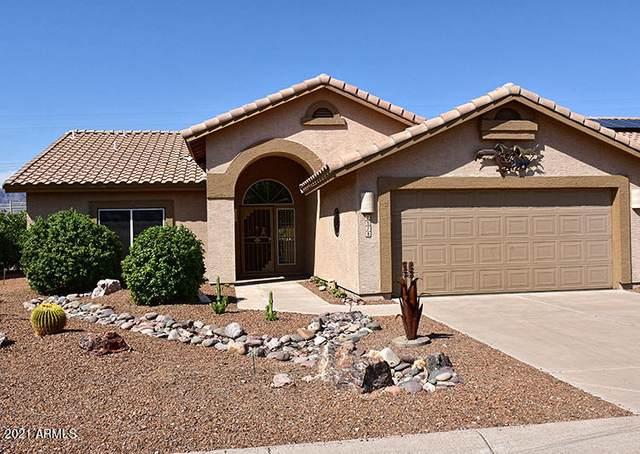 7878 E Whispering Mesquite Lane, Gold Canyon, AZ 85118 (MLS #6266580) :: Yost Realty Group at RE/MAX Casa Grande