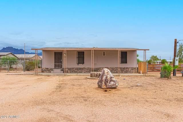 1953 S Tomahawk Road, Apache Junction, AZ 85119 (MLS #6266594) :: Yost Realty Group at RE/MAX Casa Grande