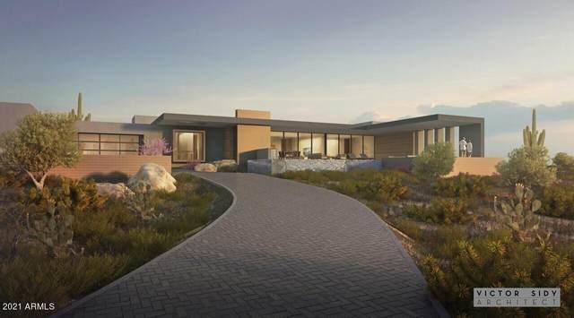 11529 E Salero Drive #79, Scottsdale, AZ 85262 (MLS #6266634) :: Executive Realty Advisors