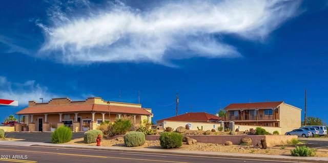 778 W Wickenburg Way, Wickenburg, AZ 85390 (MLS #6266712) :: Yost Realty Group at RE/MAX Casa Grande