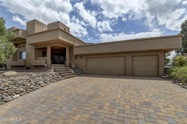 3110 Rainbow Ridge Drive, Prescott, AZ 86303 (MLS #6266759) :: Yost Realty Group at RE/MAX Casa Grande