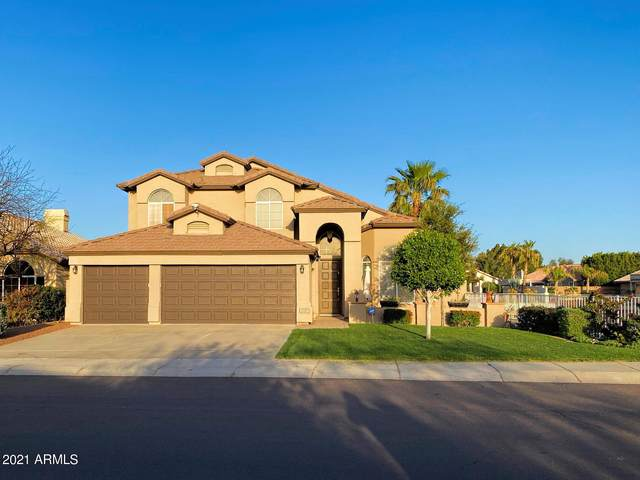 20369 N 54TH Avenue, Glendale, AZ 85308 (MLS #6266980) :: Synergy Real Estate Partners