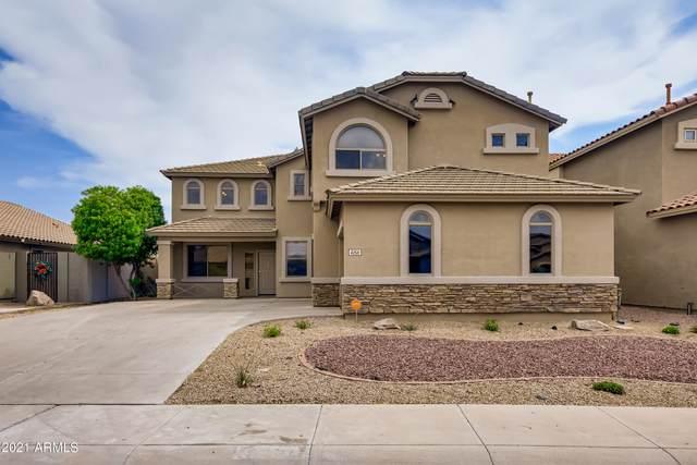 42511 W Chisholm Drive, Maricopa, AZ 85138 (MLS #6267112) :: Executive Realty Advisors