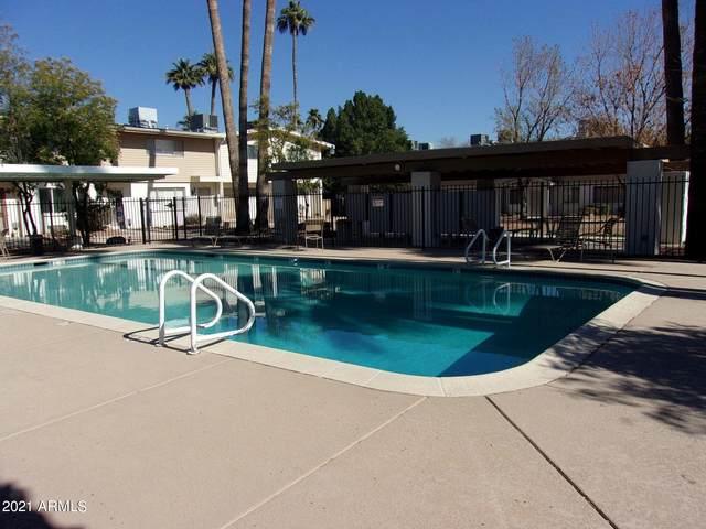 8210 E Garfield Street K115, Scottsdale, AZ 85257 (MLS #6267127) :: Arizona Home Group