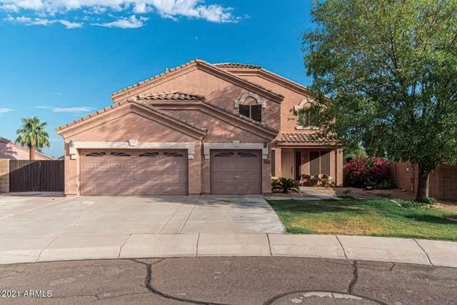9327 W Clara Lane, Peoria, AZ 85382 (MLS #6267182) :: Howe Realty