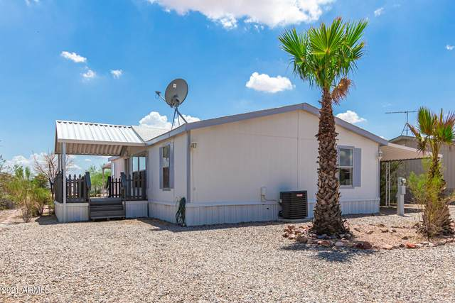 22435 S Mellow Street, Wittmann, AZ 85361 (#6267240) :: Luxury Group - Realty Executives Arizona Properties