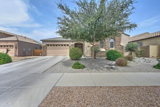 22270 E Via Del Oro, Queen Creek, AZ 85142 (MLS #6267297) :: Yost Realty Group at RE/MAX Casa Grande