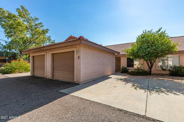 1414 E Grovers Avenue #2, Phoenix, AZ 85022 (MLS #6267355) :: Justin Brown   Venture Real Estate and Investment LLC