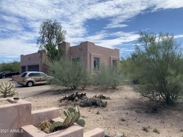8650 E Short Putt Place, Carefree, AZ 85377 (MLS #6267380) :: Elite Home Advisors