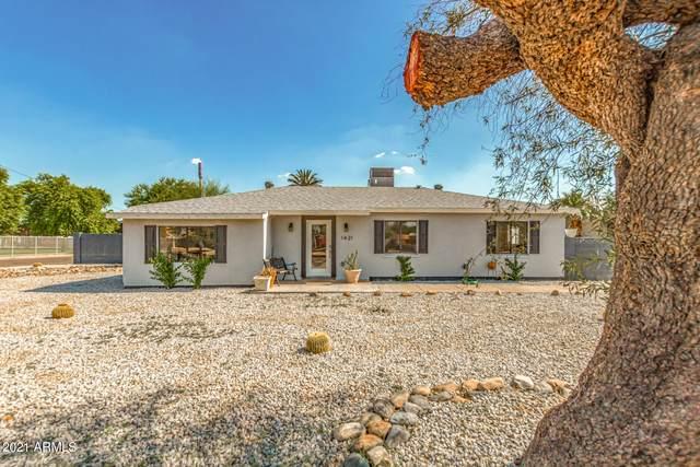 1421 E Campbell Avenue, Phoenix, AZ 85014 (MLS #6267401) :: Yost Realty Group at RE/MAX Casa Grande