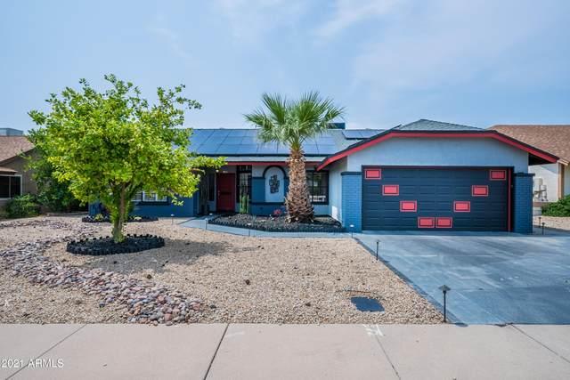 11510 N 109TH Street, Scottsdale, AZ 85259 (MLS #6267421) :: Executive Realty Advisors