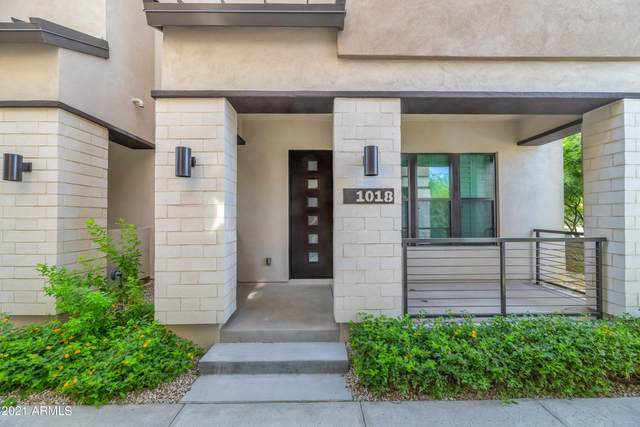 8340 E Mcdonald Drive #1018, Scottsdale, AZ 85250 (MLS #6267474) :: The Laughton Team