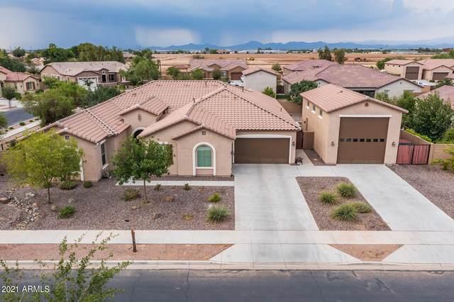21912 E Russet Road, Queen Creek, AZ 85142 (MLS #6267579) :: Klaus Team Real Estate Solutions