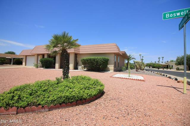 10834 W Boswell Boulevard, Sun City, AZ 85373 (MLS #6267677) :: Arizona Home Group
