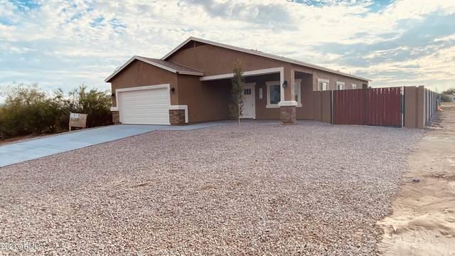 32014 N Ash Street, Wittmann, AZ 85361 (MLS #6267686) :: Executive Realty Advisors