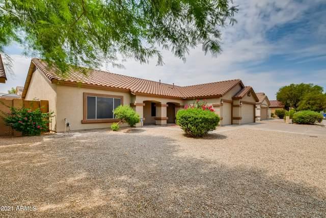 1429 E Maldonado Drive, Phoenix, AZ 85042 (MLS #6267717) :: Executive Realty Advisors
