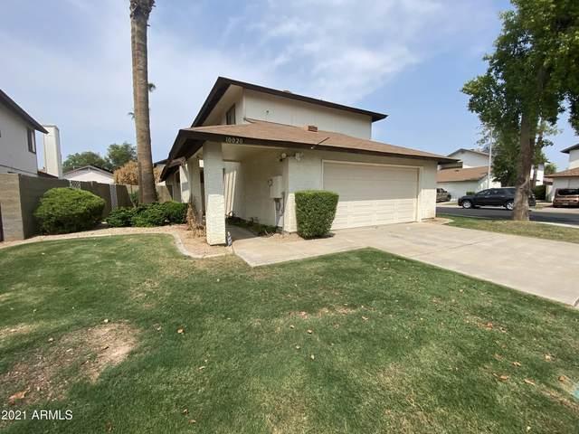 10020 W Roma Avenue, Phoenix, AZ 85037 (MLS #6267851) :: Executive Realty Advisors
