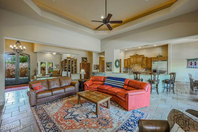 10914 E Quarry Trail, Scottsdale, AZ 85262 (MLS #6267875) :: The Daniel Montez Real Estate Group