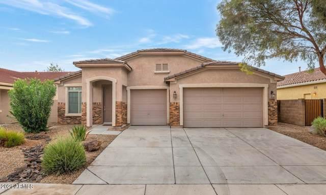 9212 W Black Hill Road, Peoria, AZ 85383 (MLS #6268111) :: Executive Realty Advisors