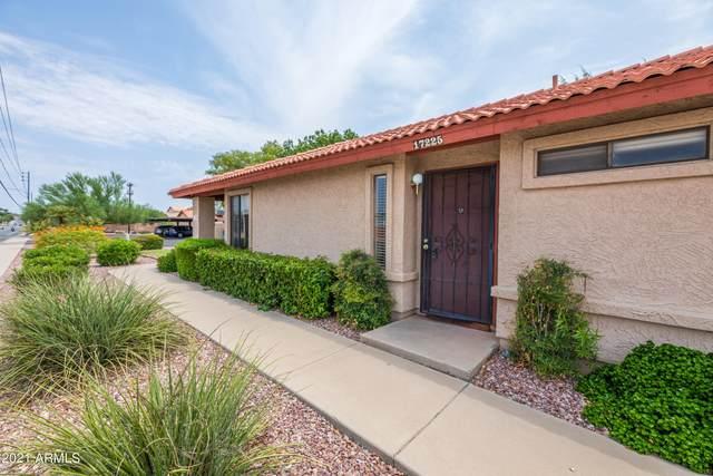 17225 N 16TH Street #9, Phoenix, AZ 85022 (MLS #6268121) :: Yost Realty Group at RE/MAX Casa Grande