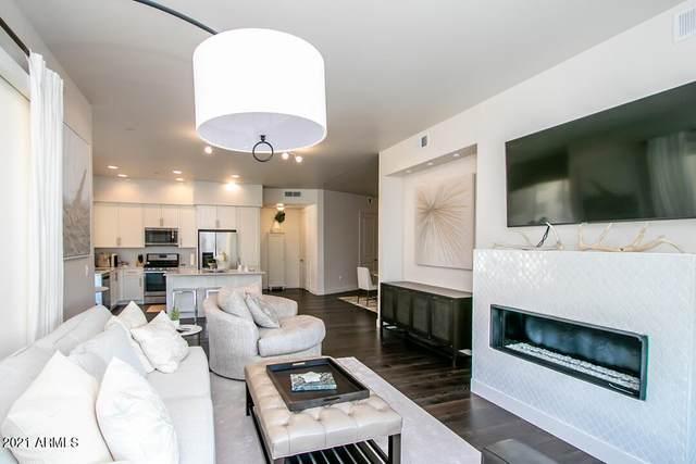 7300 E Earll Drive #2012, Scottsdale, AZ 85251 (MLS #6268196) :: Jonny West Real Estate