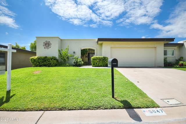 6047 E Lewis Avenue, Scottsdale, AZ 85257 (MLS #6268216) :: The Riddle Group
