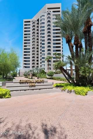 1040 E Osborn Road #1402, Phoenix, AZ 85014 (MLS #6268233) :: Balboa Realty