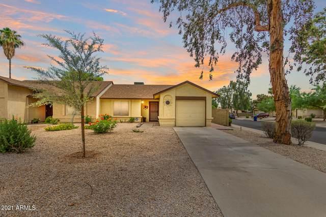 2821 E Isabella Avenue, Mesa, AZ 85204 (MLS #6268398) :: Yost Realty Group at RE/MAX Casa Grande