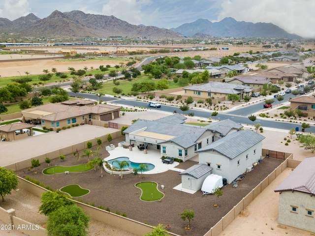 26163 S 211TH Place, Queen Creek, AZ 85142 (MLS #6268449) :: Executive Realty Advisors
