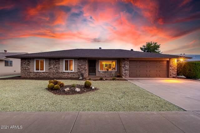 10607 W Gulf Hills Drive, Sun City, AZ 85351 (MLS #6268752) :: Yost Realty Group at RE/MAX Casa Grande